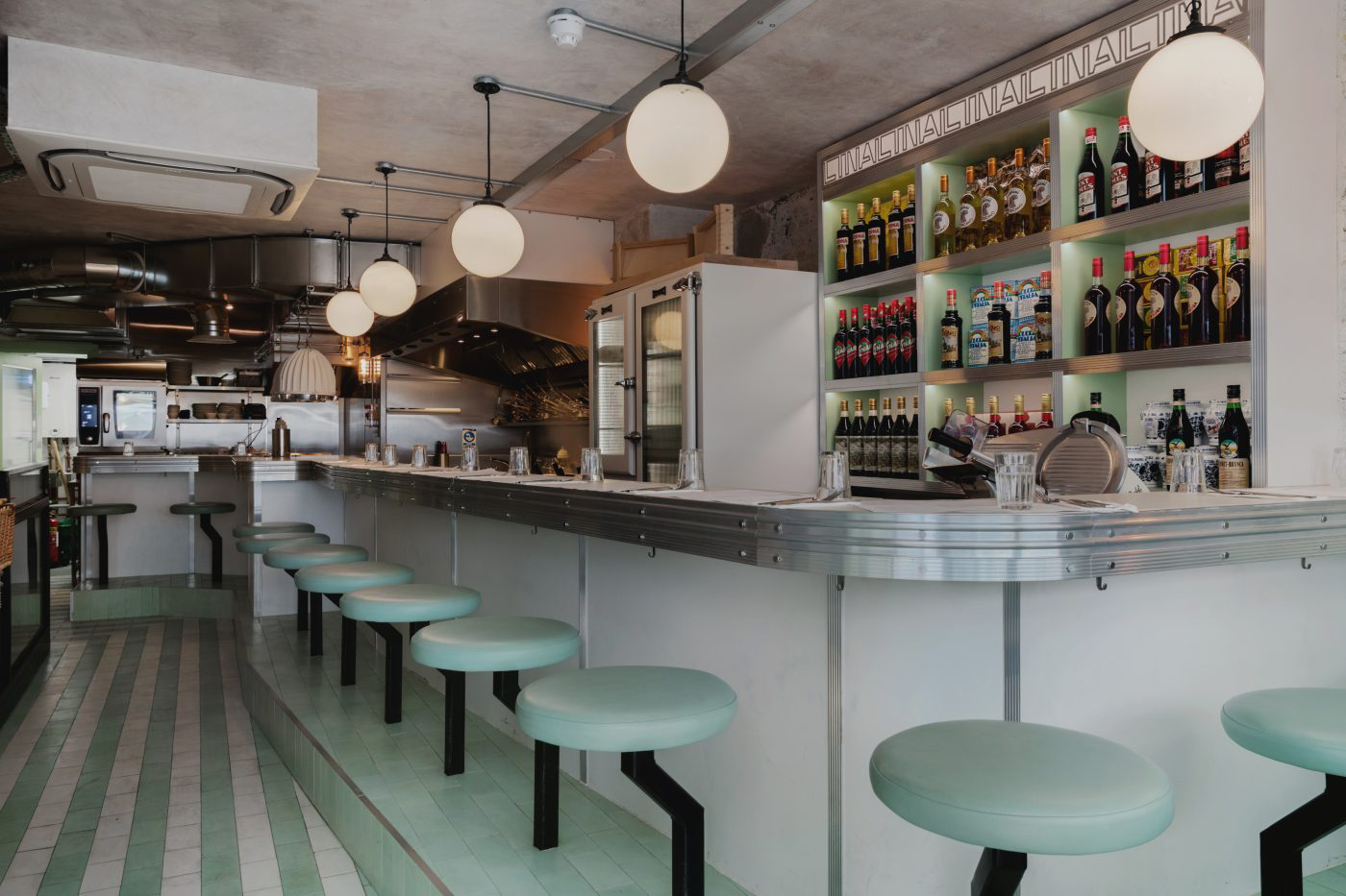 Lina Stores restaurant photography Mariell Lind Hansen