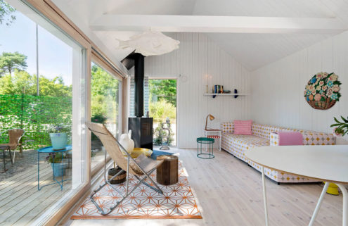 Property of the week: a dreamy summer cabin in Sweden's Smygehamn