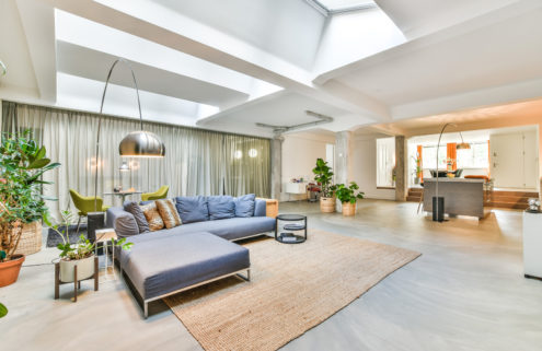 Property of the week: an industrial-style loft in Amsterdam's Jordaan district