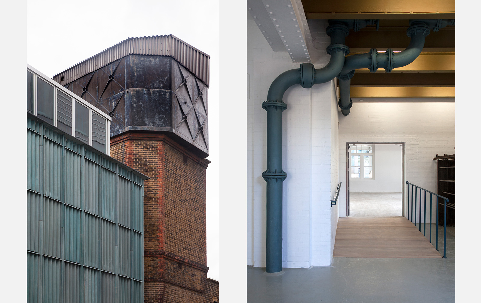 Goldsmiths Centre for Contemporary Art designed by Assemble