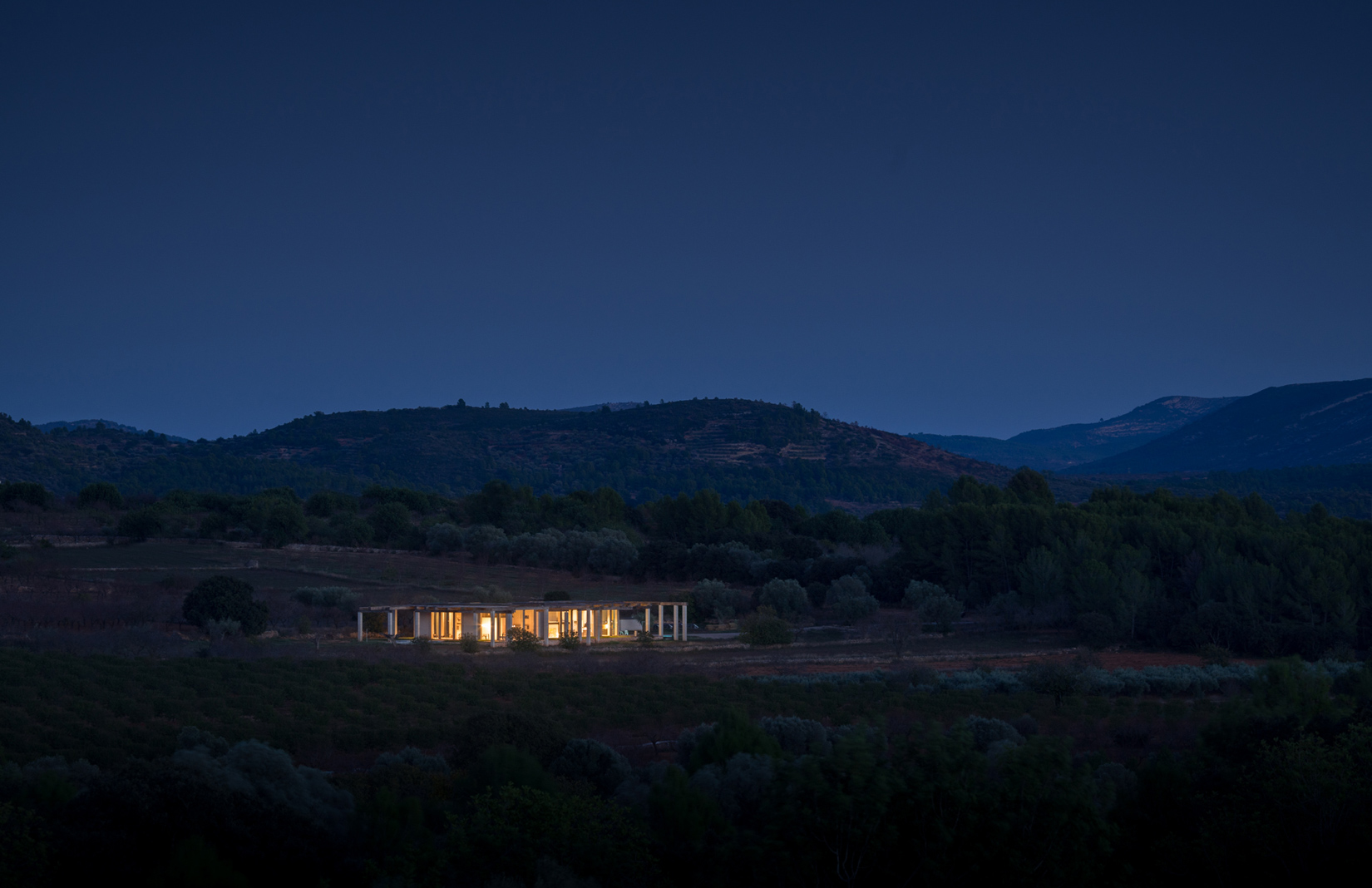 Holiday home of the week: artist Xander Spronken's Spanish retreat