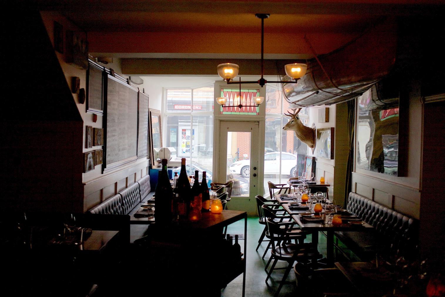 Liverpool Houser restaurant Montreal
