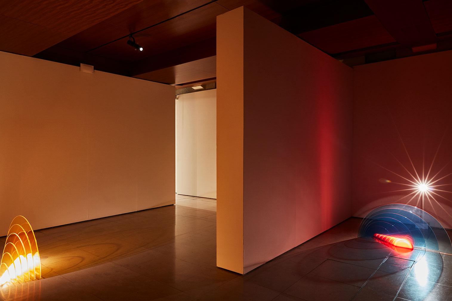 Haberdashery Studios' installation at London Design Biennale 2018