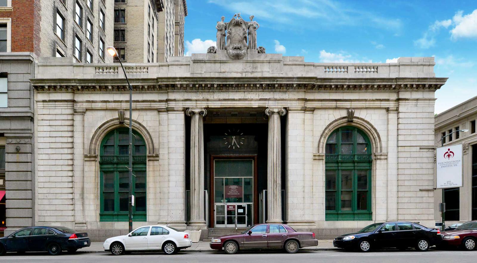 State Savings Bank Detroit