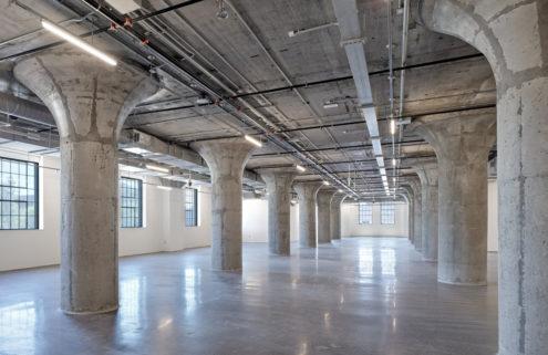 Toronto's Museum of Contemporary Art transforms an old aluminium factory