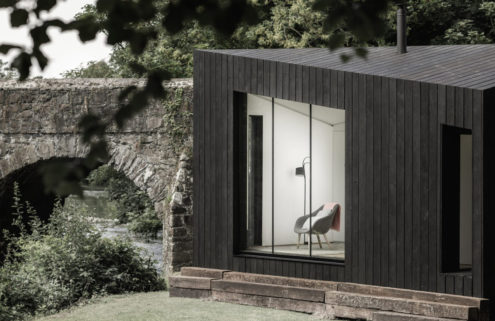 Koto cabins offer a taste of Nordic living