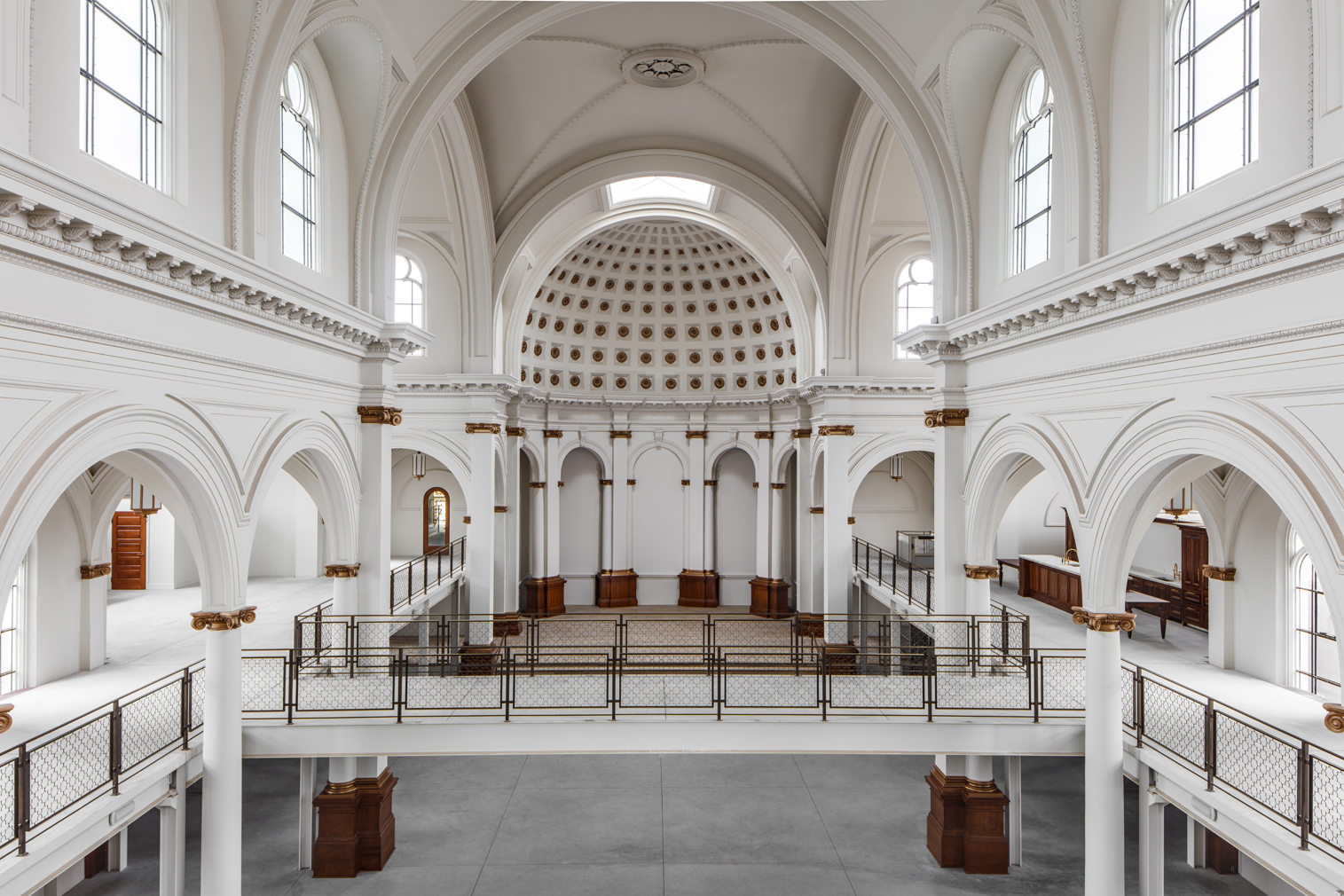 Church interior. Courtesy of Ken Fulk and Saint Joseph's Art Society