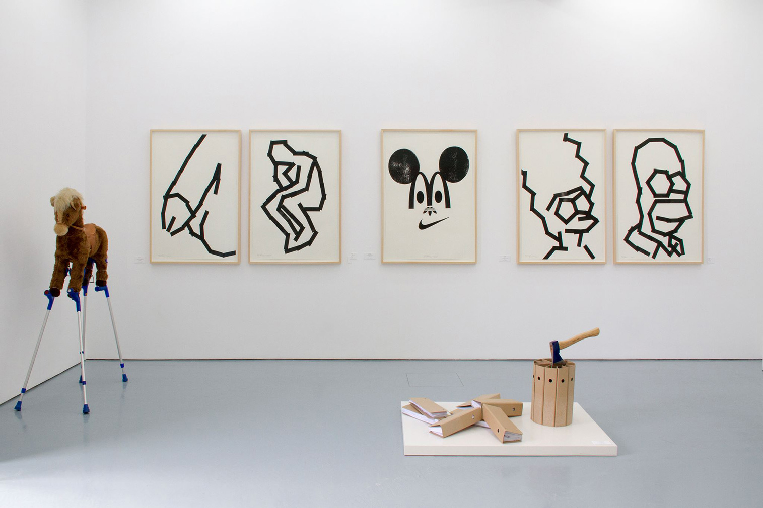 Ainori gallery in Lisbon