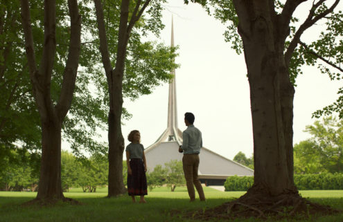 New film 'Columbus' is a love-letter to modernism