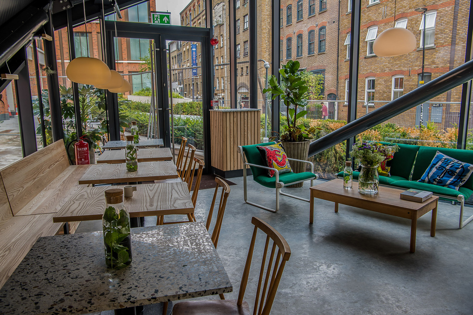 New London restaurants to visit this autumn -- Crispin