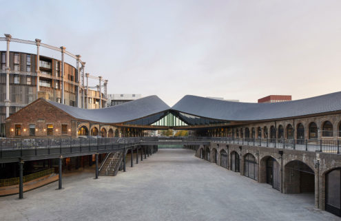 London's Coal Drops Yard is reborn a retail destination