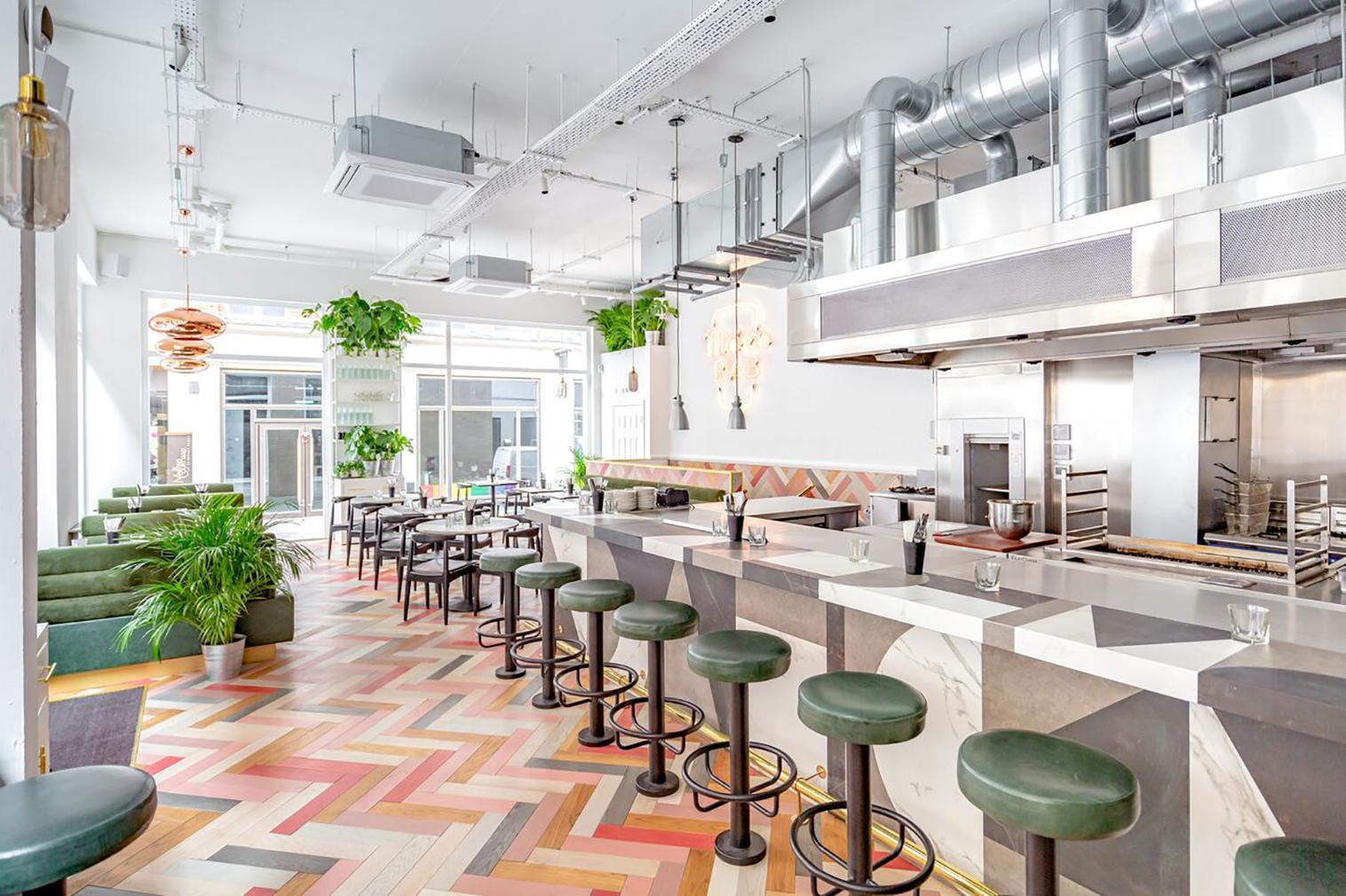 New London restaurants to visit this autumn
