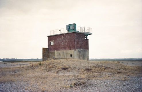 Orford Ness: exploring Britain's secret military hinterland