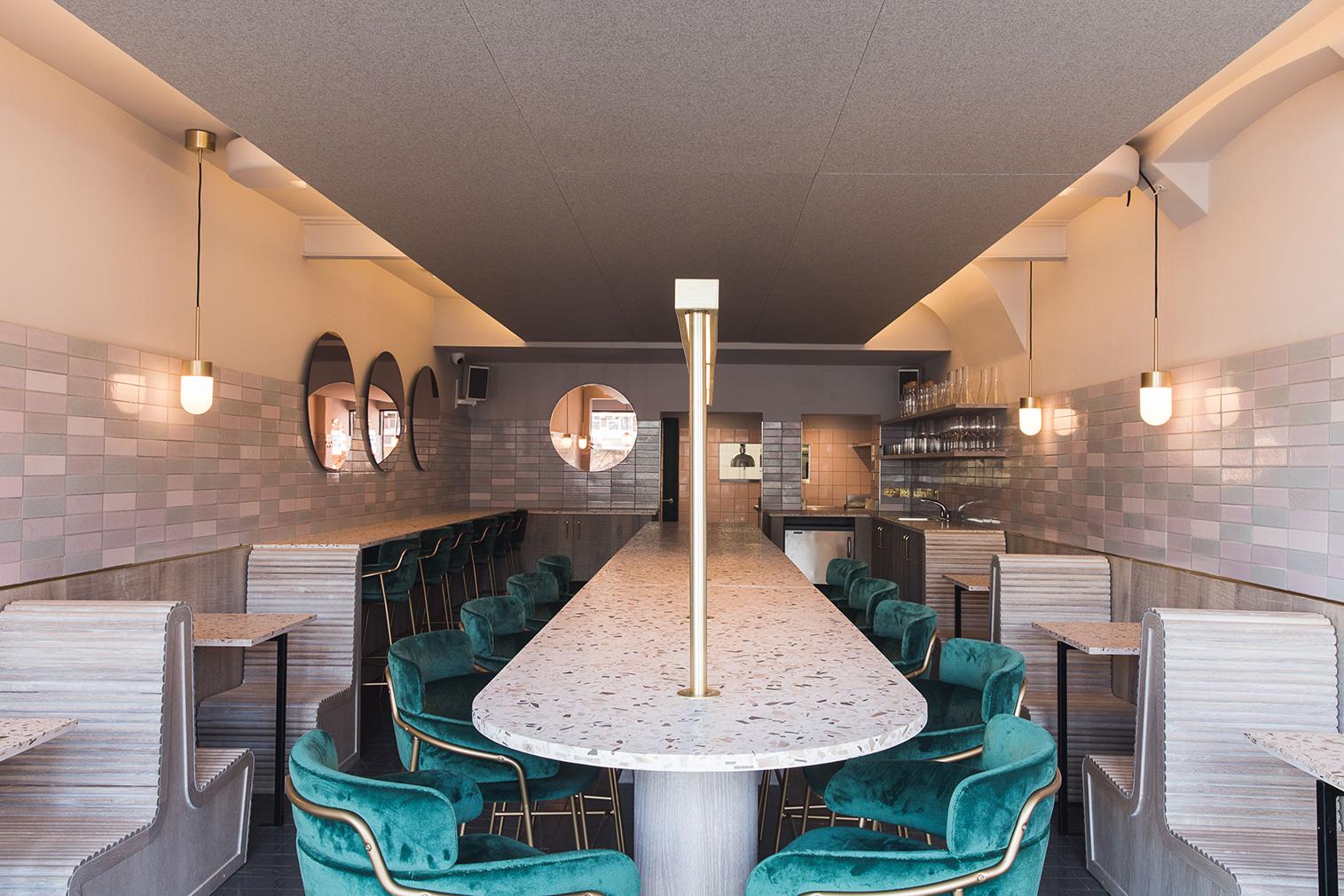 New London restaurants to visit this autumn -- Sapling