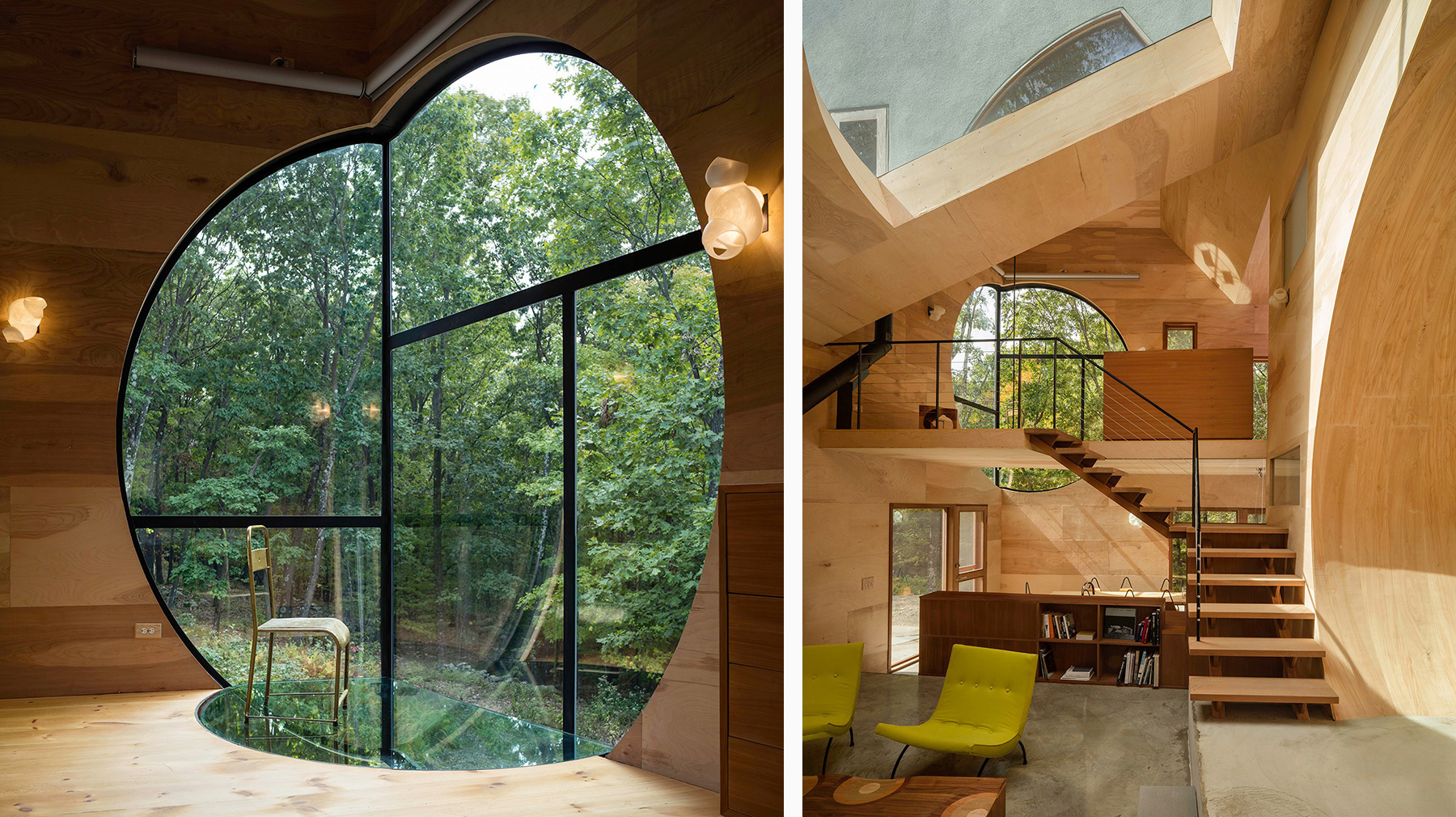 Ex of In HouseSteven Holl Architects
