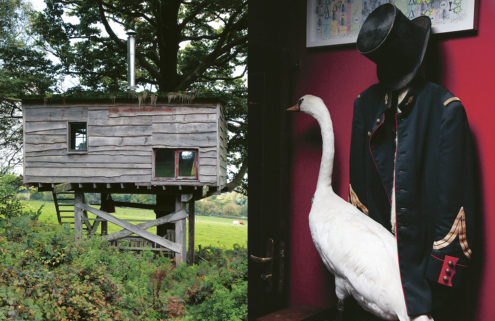 Eccentric artists' homes: inside their private worlds