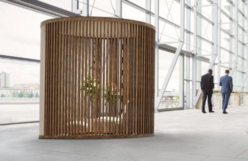 Can meditation pods help stressed-out Londoners?