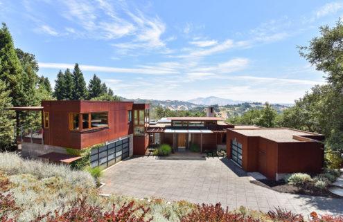 Architect Greg Faulkner's home near San Francisco is for sale