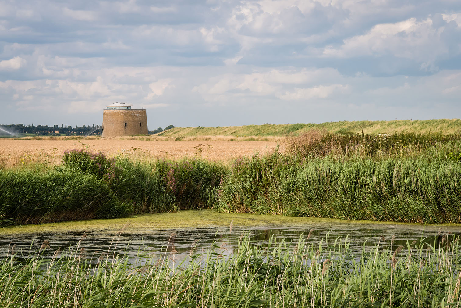 Holiday home of the week: A converted fort on the Suffolk coast