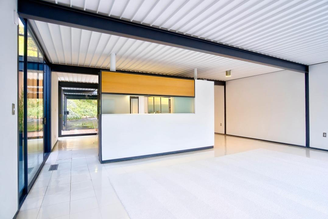 Pierre Koenig's Case Study House 21 is for sale