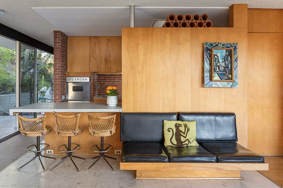 Richard Neutra's little known Sale Residence hits the market for the first time ever