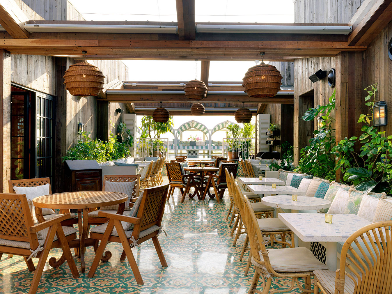 Inside Soho House Mumbai
