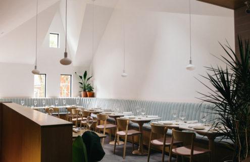 Toronto restaurant Sara is a place of 'calm and escape'