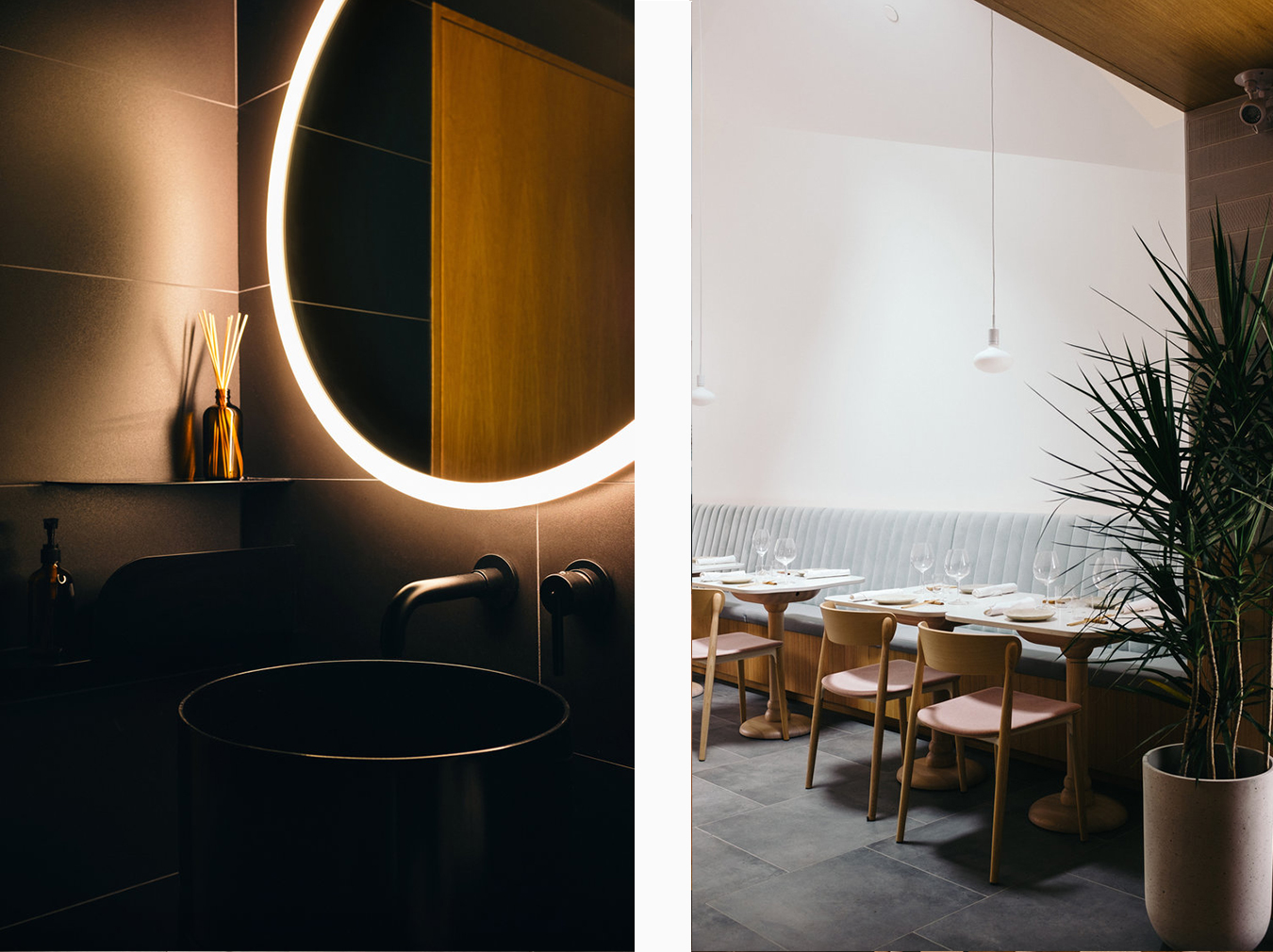 Toronto restaurant Sara is a 'place of calm and escape'