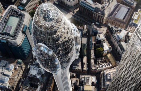 Sadiq Khan scraps plan for Foster + Partner's controversial Tulip tower
