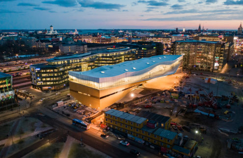 Helsinki's Oodi has opened – and it's redefining the role of public libraries