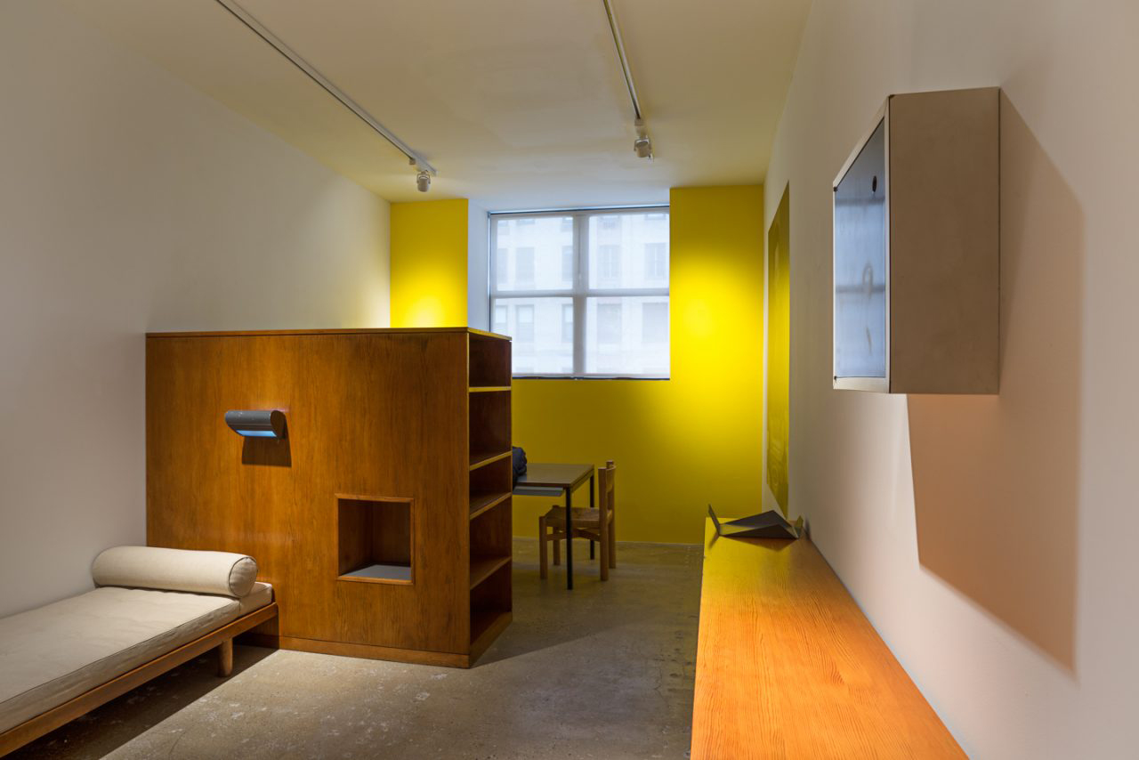 Largest ever exhibition of Charlotte Perriand furniture goes on display in New York
