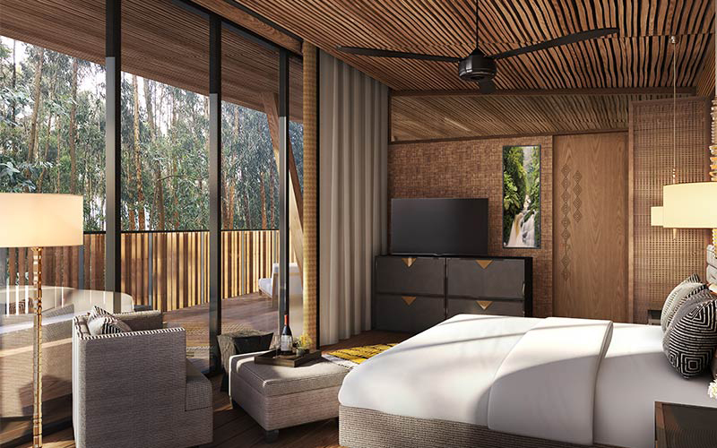 10 hotly anticipated hotels opening in 2019: One&Only Gorilla's Nest in Rwanda