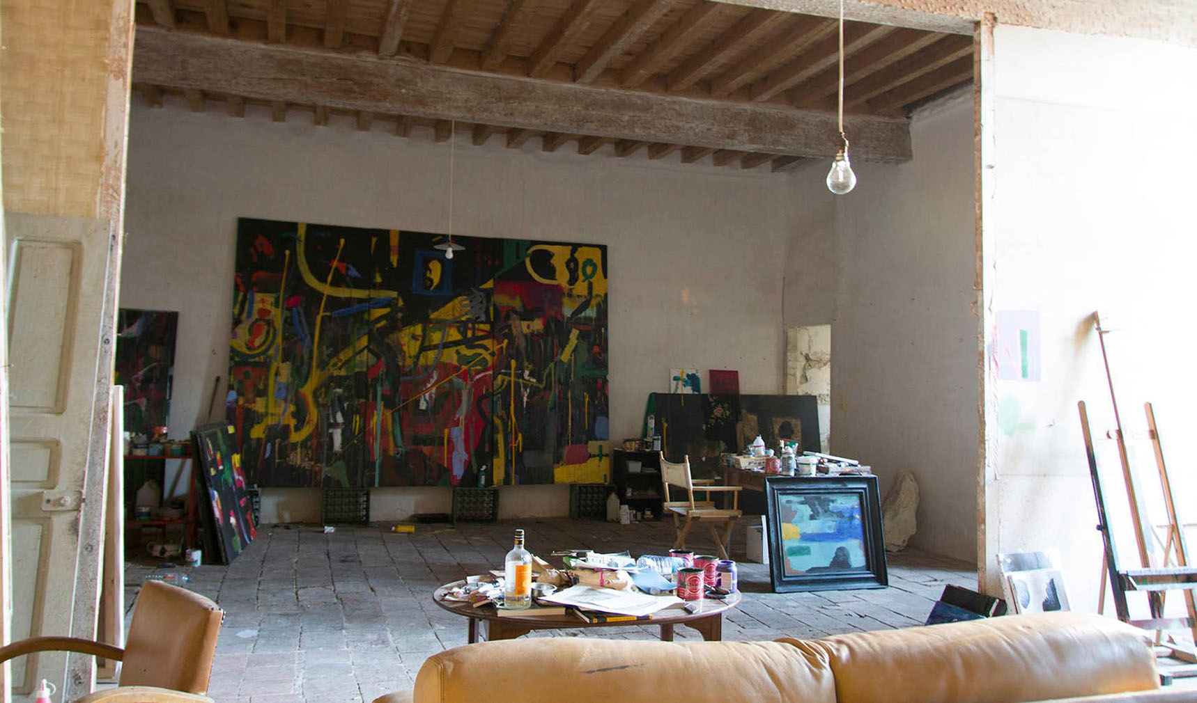 Renovation challenge: a Bishop's sprawling palace in the south of France