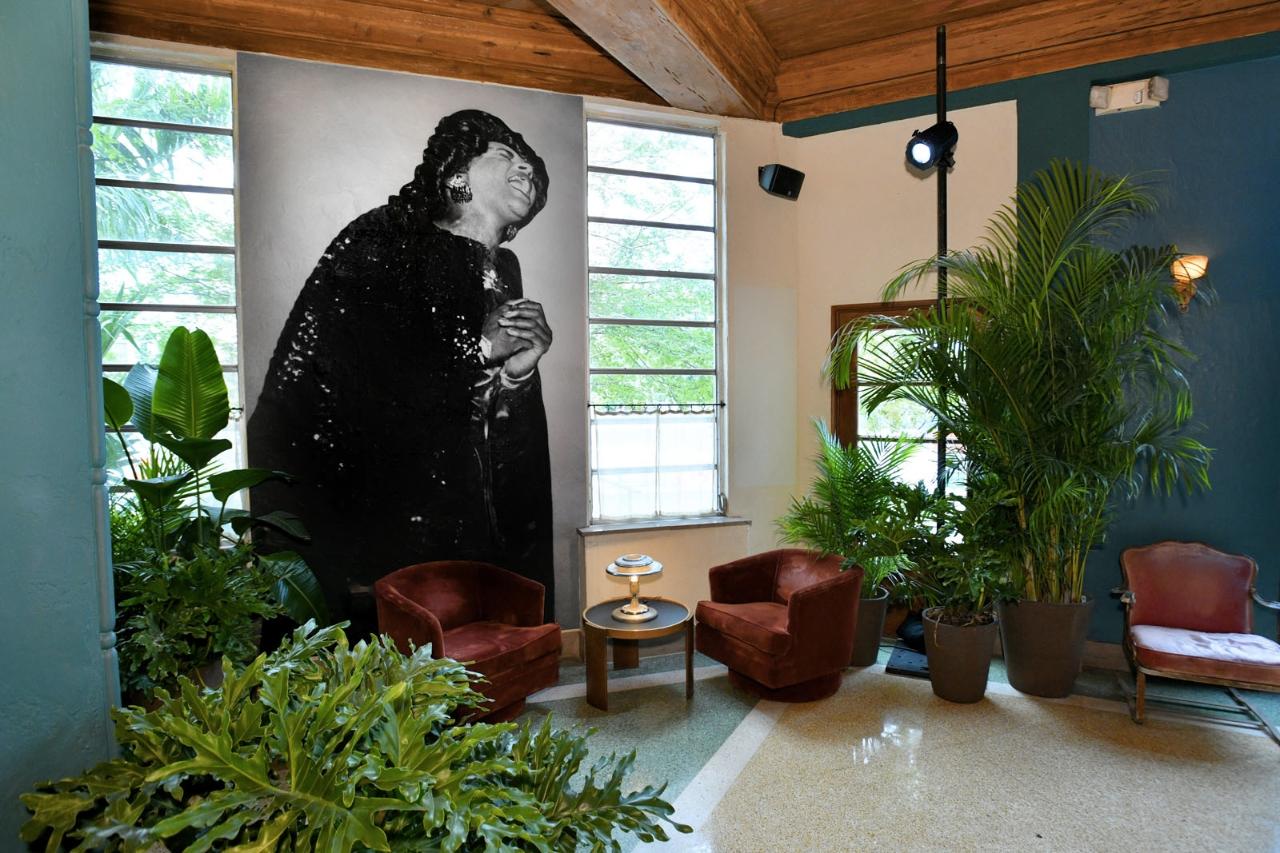 Theaster Gates designs a club for Prada at Art Basel Miami Beach