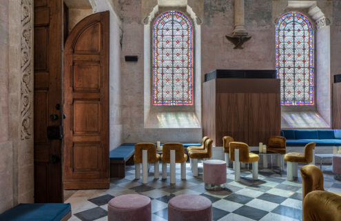 The Jaffa Chapel, Jaffa Hotel adaptive reuse project in Israel