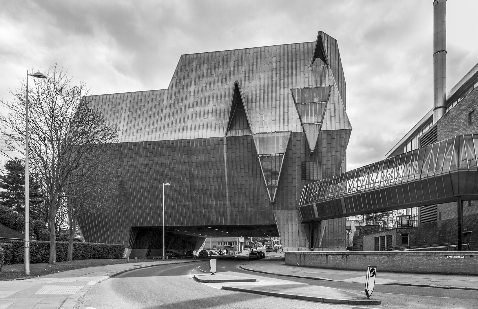 Harry Noble, 'The Elephant', Coventry Sports Centre, Fairfax Street, Coventry, 1973-77