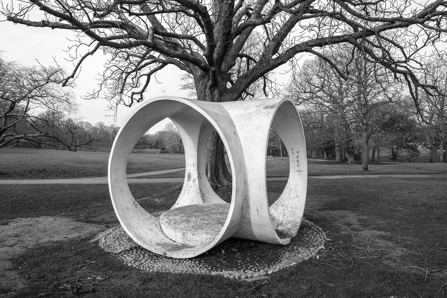 Wendy Taylor, 'Gazebo', Golders Hill Park, Golders Green, London, 1983