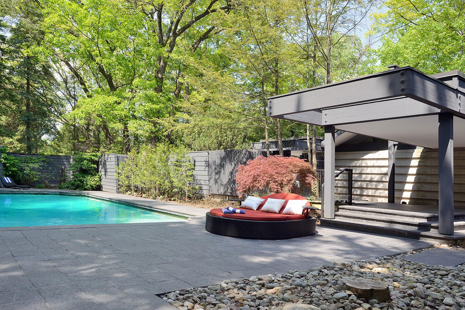 Blake Miller-designed modernist home hits the market near Toronto