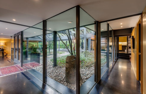 Blake Millar-designed modernist home hits the market in Toronto