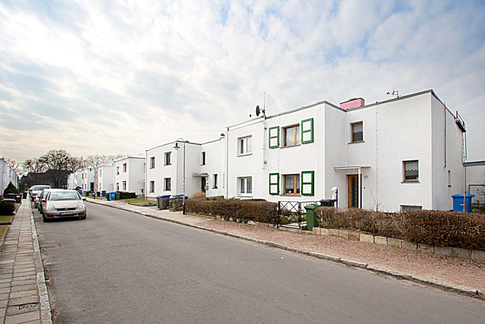 Where to experience the Bauhaus in 2019: Dessau Törten