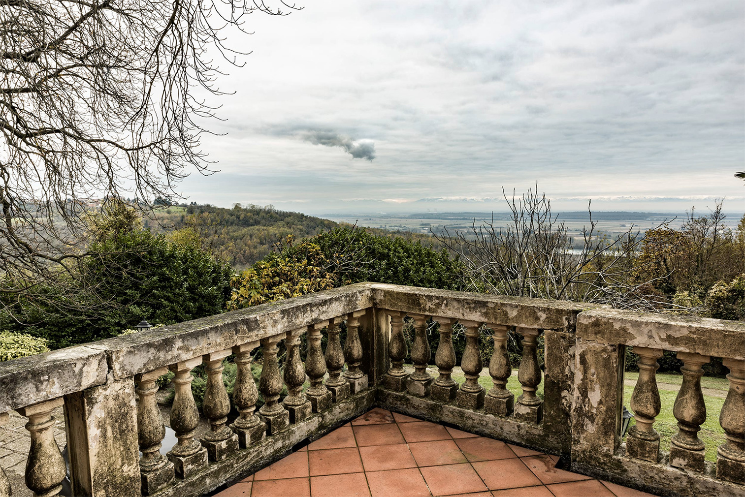The life-changer: Villa Storica is for sale in Italy's Langhe via Fantastic Frank