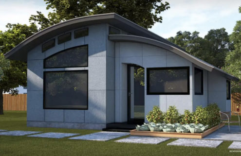 Forget tiny homes, Flex House is designed for 'right-sized living'