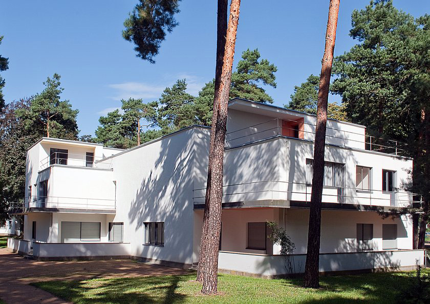 Where to experience the Bauhaus in 2019: visit the freshly restored Masters Houses - Bauhaus Dessau