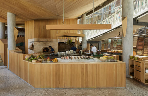 Zero-waste restaurant Ijen takes recycling to the extreme