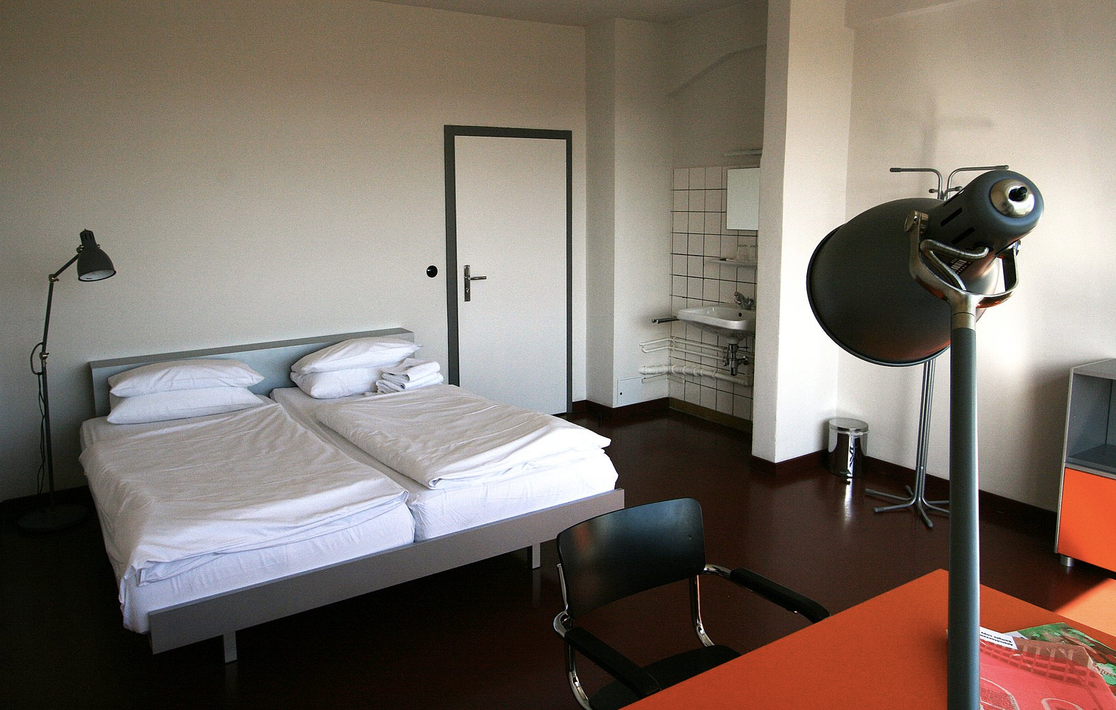 Where to experience the Bauhaus in 2019: spend the night at Prellerhaus