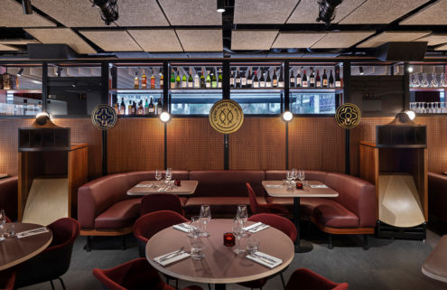 New London restaurant Spiritland Royal Festival Hall is a 'temple to music'