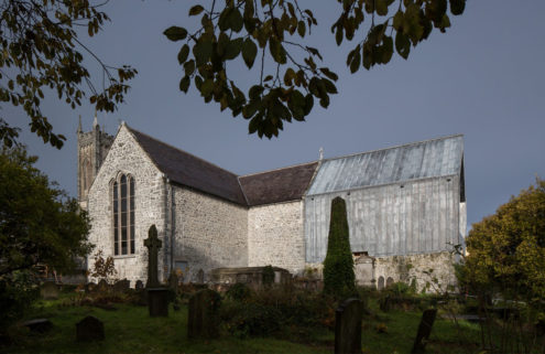 A medieval Irish church is reborn as a museum in Kilkenny
