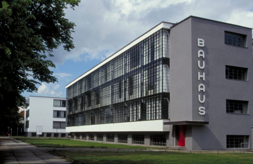Where to experience the Bauhaus in 2019