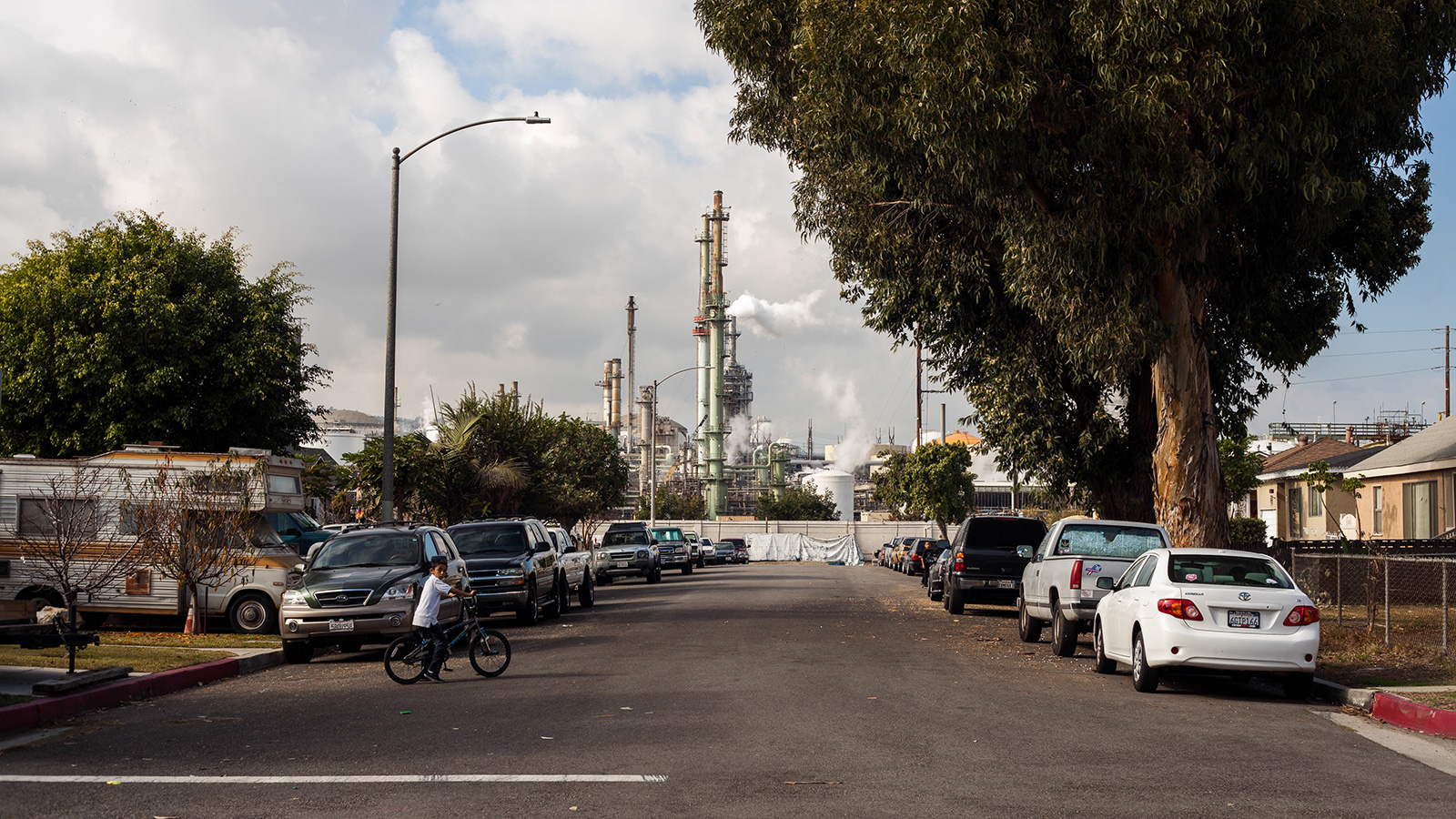 'Communion Los Angeles' casts the city's route 110 in a starring role