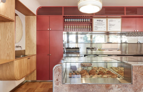 Perth cafe is a 'jewellery box' of classic Italian design